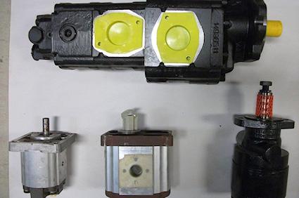 Screener Equipment and Machine Parts
