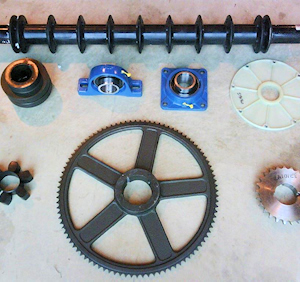 Conveyor Parts, Stacker Parts, Trommel Parts, Screener Parts, Crusher Parts